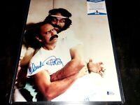 Cheech Marin & Tommy Chong Signed 11X14 Photo BAS Beckett COA Autograph