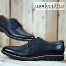 Stacy Adams Plain Toe Lace Up Oxford Dress Shoes Mens 12 M Black :1765