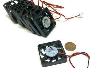 10 Pieces Fan 5v 4007 4cm mini slim small quiet 7mm gdstime 2pin heatsink A36