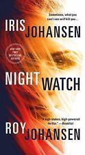 Night Watch: A Novel (Kendra Michaels), Johansen, Roy, Johansen, Iris  Book