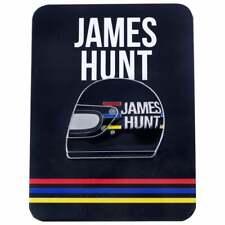 More details for james hunt collection pin badge f1 helmet 1976