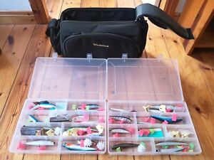 Wychwood Lure Bag, Containing 21 Lures