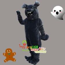 Dog Mascot Costume Xmas Animal Suit EPE Foam Head Cosplay Dress Party Outfit NEW