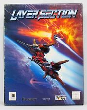 LAYER SECTION - PC EUROPA - CAJA GRANDE DE CARTON - RAYSTORM NAVES SUPER RARO