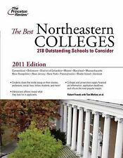 The Best Northeastern Colleges, 2011 Edition - Acceptable - Princeton Review -
