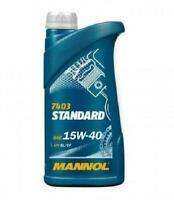 MANNOL Standard 15W-40 API SL/CF Universal Engine Oil 1L