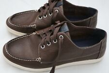 FRED PERRY CLASSIC CASUAL LEATHER BOAT DECK SHOES UK 8 (US 9, EU 42)