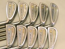Honma Men LB606 New H&F 3stars 18K gold golf iron Excellent Good Trial!
