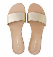 b2b74e062 sandales doré 38 en vente | eBay