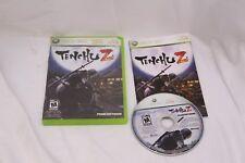 Xbox 360 - Tenchu Z - Complete