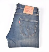 29194 Levis 511 Bleu Hommes Jean En Taille 29/32