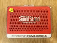 Juice Sound Stand Bluetooth Active - Red - NEW & SEALED