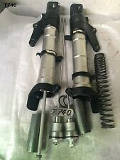 TRIUMPH 955i DAYTONA 2002 LOWER FORKS AND PARTS GENUINE OEM SEE PHOTOS  T740