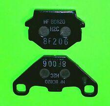 Eton 814553 812111 Rear Disc Brake Pad set for e-ton Vector 250 VXL-250 Vin: LRA