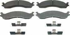 Advance MX655 Disc Brake Pad - ThermoQuiet, Front, Rear