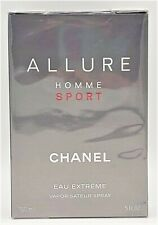 Chanel Allure Homme Sport Eau Extreme 150ml New Authentic & Fast Finescents!