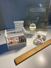 Dollhouse Miniature Furniture Nursery Town Square Miniatures