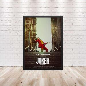 Joker Movie Poster Wall Art Maxi 2019 Prints DC New Film Cinema Batman -1742