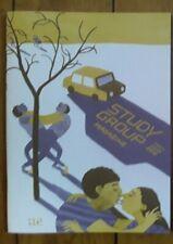 Study Group Magazine #1 George Soto Deforge Negron Mickey Z Sam Alden