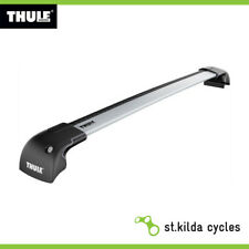 Thule WingBar Edge Fixed Points / Solid Roof Rails Silver - Fitting Kit