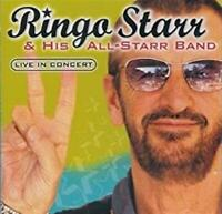 RINGO STARR & His All-Starr Band Live In Concert CD NEW (STORE DISPLAY COPY)