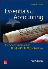READ   ANSWER KEY Essentials of Accounting for Governmental NOT THE BOOK