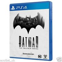 Batman The Telltale Series PS4 Game NEW