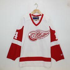 Vintage Brendan Shanahan Detroit Red Wings CCM NHL Jersey Size XL