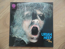 LP Uriah Heep - ...very 'eavy,...very 'umble GERMANY orig SWIRL 1970