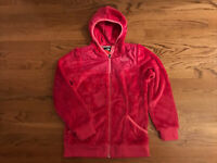 The North Face Girls Size S 7 8 Oso Hoodie Fleece Jacket Pink $99