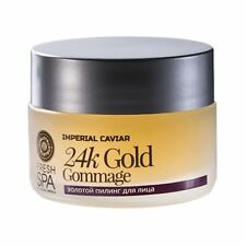 Natura Siberica Fresh Spa Imperial Caviar 24K Gold Rejuvinating Face Peel 50ml