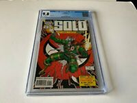 SOLO 1 CGC 9.8 WHITE PAGES SINGLE HIGHEST GRADED SPIDER-MAN MARVEL COMICS 1994