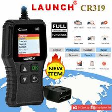 LAUNCH X431 Creader CR319 OBD2 Scanner Car Diagnostic Tool Auto EVAP Code Reader
