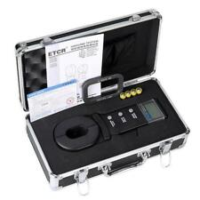 ETCR2000A Clamp Ground Earth Resistance Digital Meter Tester 0.01 to 200Ω + Case