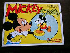 PANINI CALCIATORI album MICKEY STORY di 1978 149 immagini mancanti (su 352)