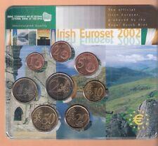 IERLAND EUROSET 2002 UITGIFTE KONINKLIJKE NEDERLANDSE MUNT SCHAARS