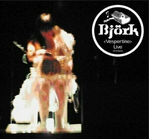 Bjork - Vespertine Live (NEW CD)