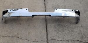 2014 -2018 Chevrolet  Silverado  Chrome Rear  Bumper Cover