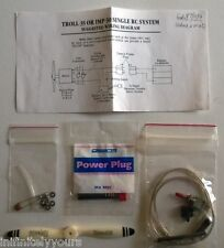 Accessory Kit for HiLine Troll electric motor - RC system Troll-35 / IMP-30 Part