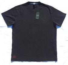 G Star Raw Rco Original R t Round Neck T-shirt Black Size 2XL XXL Short Sleeve