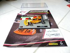 March Ford 751 Vittorio Brambilla Austrian GP #9 1975 1/43 Ixo F1 + fascicule