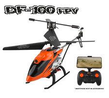DF-Models DF-100 PRO Helikopter FPV mit Kamera #9500 Heli Bildübertragung B-Ware