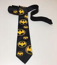 Batman Necktie, Absolutely Stunning , Logo 1989