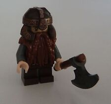 LEGO Lord of the Rings 79008 Gimli Minifigure