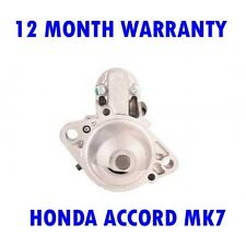 HONDA CR-V MK2 MK II 2.2 2005 2006 REMANUFACTURED STARTER MOTOR