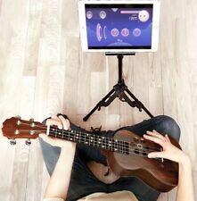 """Rosewood Populele Smart 72 LEDs Bluetooth 4.0 USB Learning Concert Ukulele 23"""""""