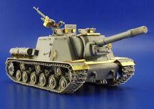 eduard 35713 1/35 Armor- ISU122S/152 for Dragon