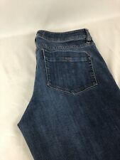 TOMMY BAHAMA Woman's Jeans Size 32X33 Blue Color Boot Cut