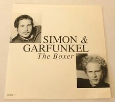 Simon and Garfunkel - The boxer / Cecilia    DUTCH 7""