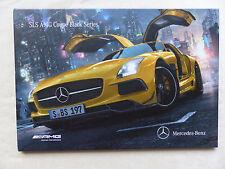 Mercedes-Benz SLS AMG Coupe Black Series - Hardcover Prospekt Brochure 11.2012